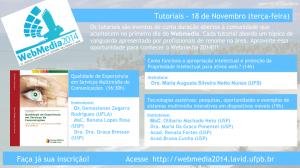 Tutoriais Webmedia 2014
